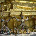 Palais du Roi à bangkok