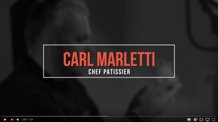 Carl Marletti soutient la Ligue contre le Cancer