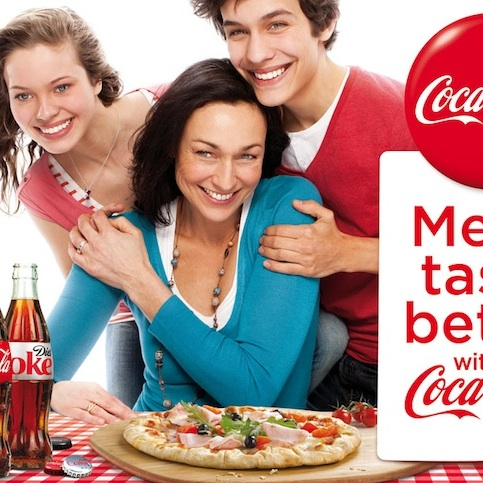 CocaColabyDavidKen