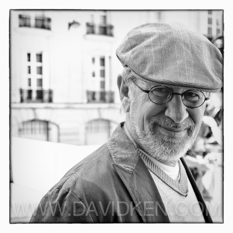 Steven Spielberg par David Ken