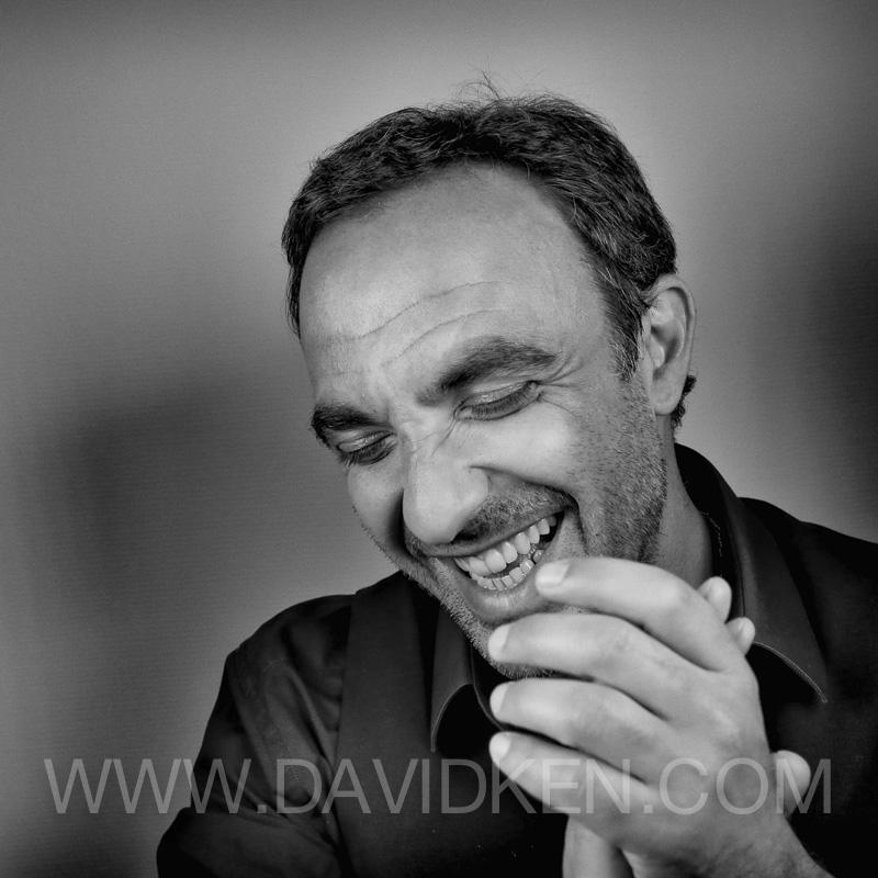 Nikos Aliagas- par David Ken