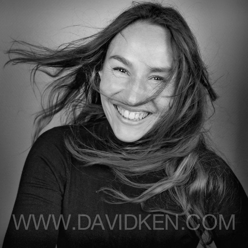 Vanessa Demouy par David Ken