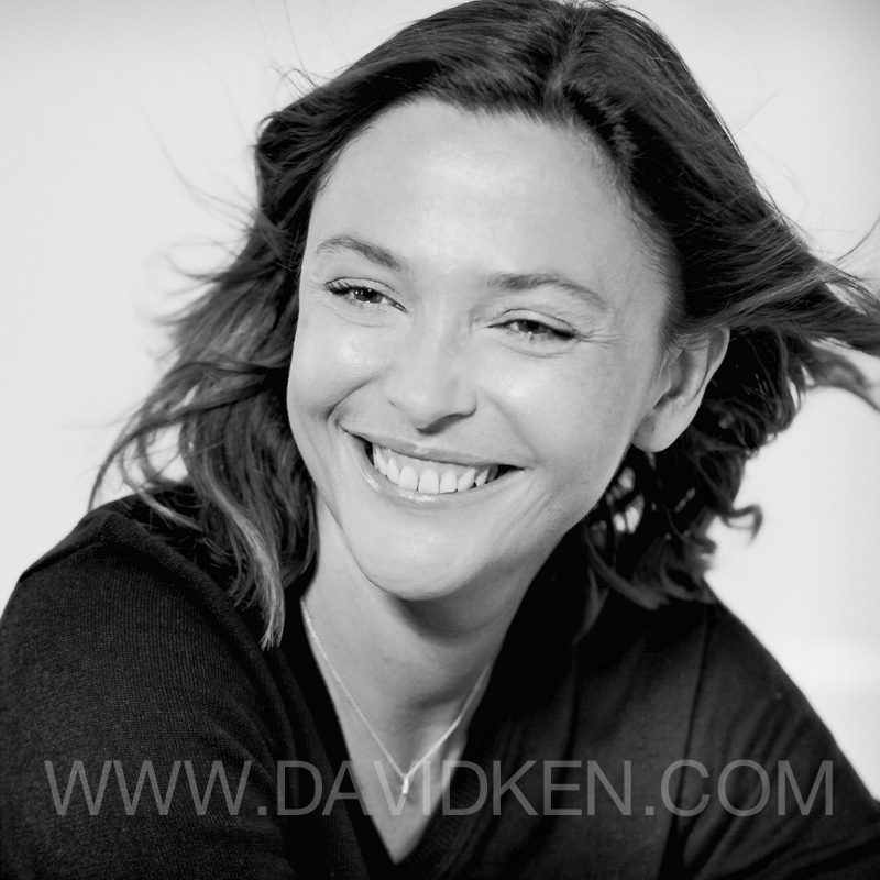 Sandrine Quétier par David Ken