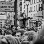 """""""Je suis Charlie"""" dimanche 11janvier par David Ken"""