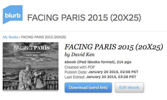 Facing Paris