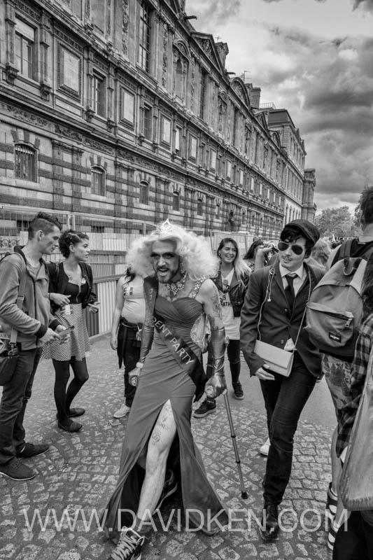 GayPride2016 par David Ken