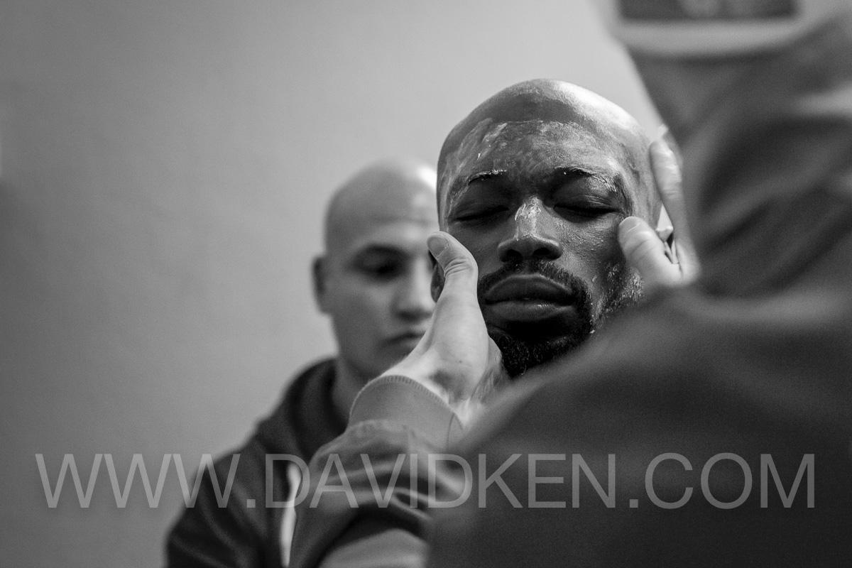 Djimé Coulibaly par David Ken