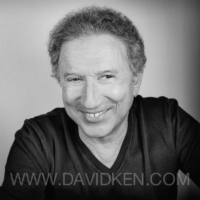 Michel Drucker par David Ken